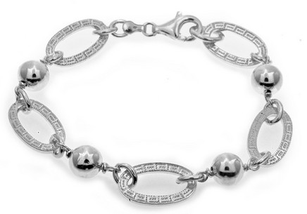 Damen Silberarmband Antic
