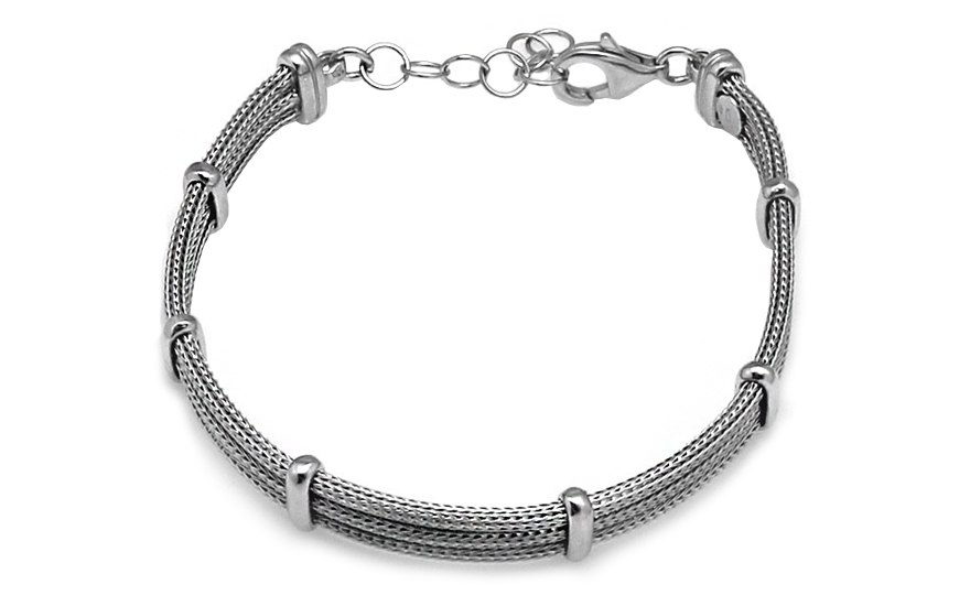 Damen Silberarmband - IS411