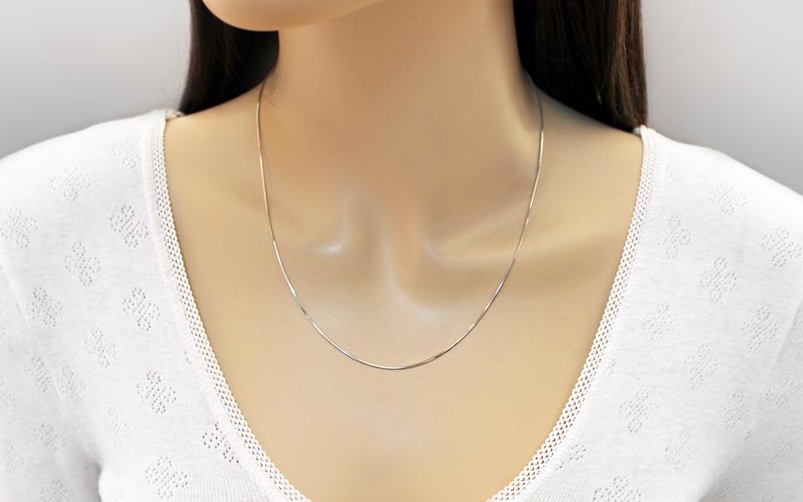 Damen Silberkette Snake, für Damen (IS231)   gSchmuck.de 84a0698e1b