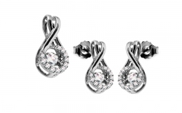 Diamant Set 0,560 ct Dancing Diamonds