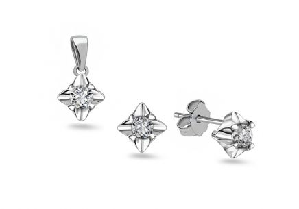 Diamant Set aus der Kollektion Always