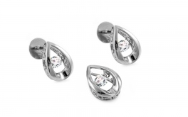 Diamant Set Kollektion Dancing Diamonds