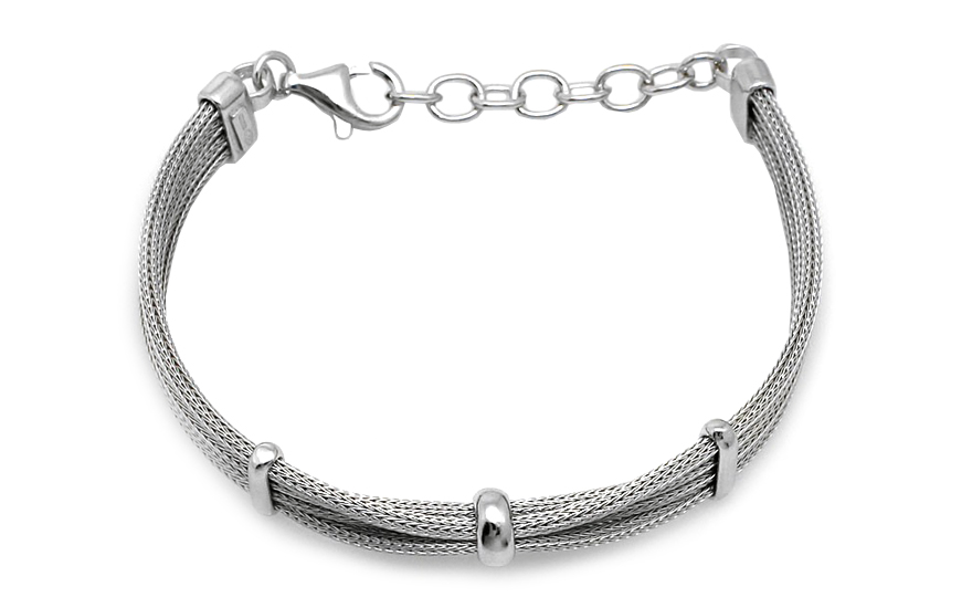Elegantes Silberarmband - IS439