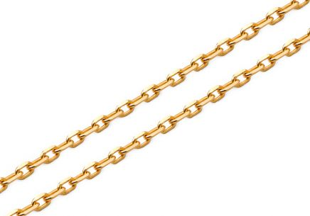 Goldkette Anker 2,2 mm