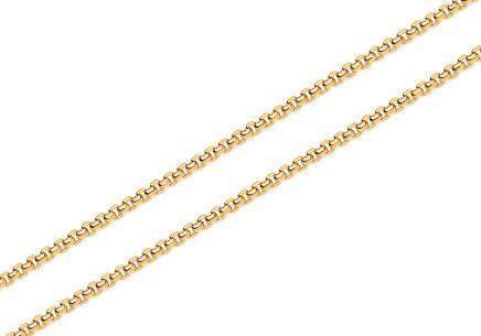 Veneziana Goldkette 1,2 mm