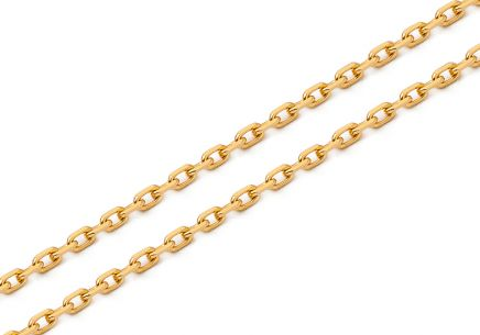 Goldkette Anker 0,5 mm