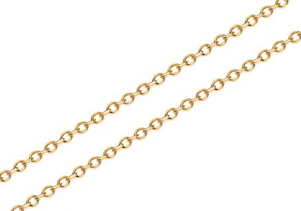 Goldkette Anker 1,7 mm