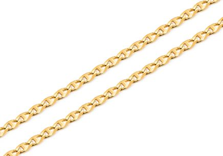 Marina Gucci Goldkette 2 mm