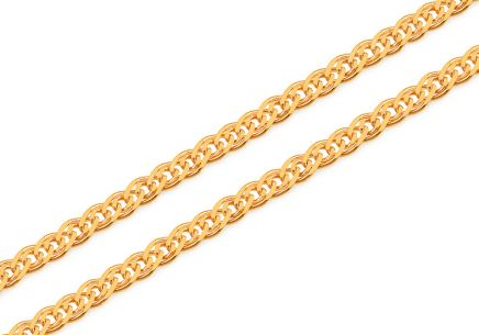 Goldkette Nonna 4 mm
