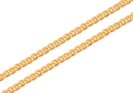 Goldkette unisex Nonna 3 mm