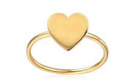 Goldring Simple Heart