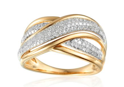 Brillant Goldring 0,570 ct Tempea 2