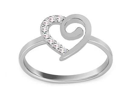 Goldring Fine Heart 1 white